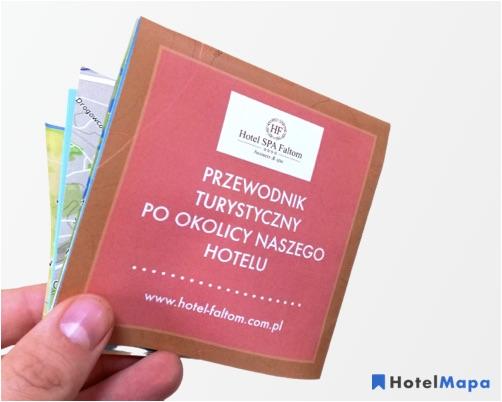 Dlaczego personalizowana mapa hotelu to dobry pomysł?