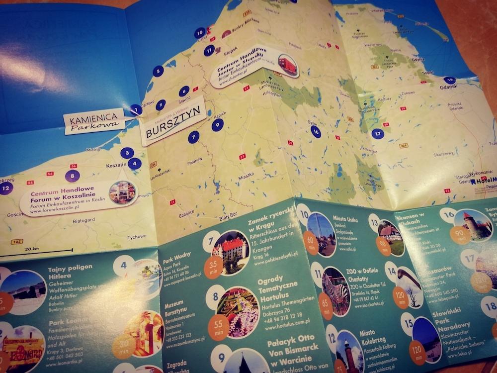 Mapa Dabki Hotelmapa Pl